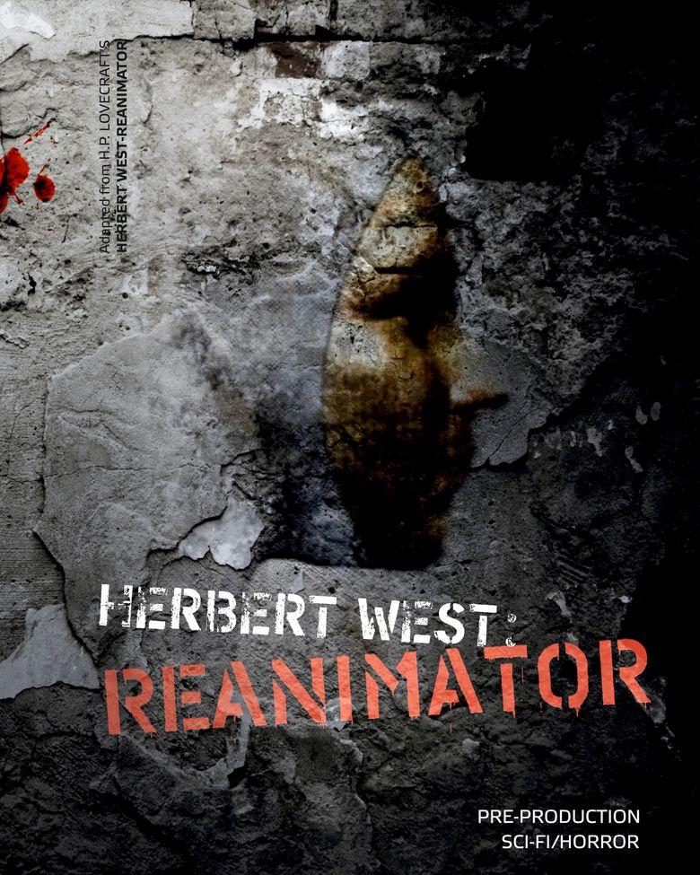 Herbert West: Reanimator Poster