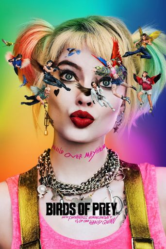 Birds of Prey: Harley Quinn Poster