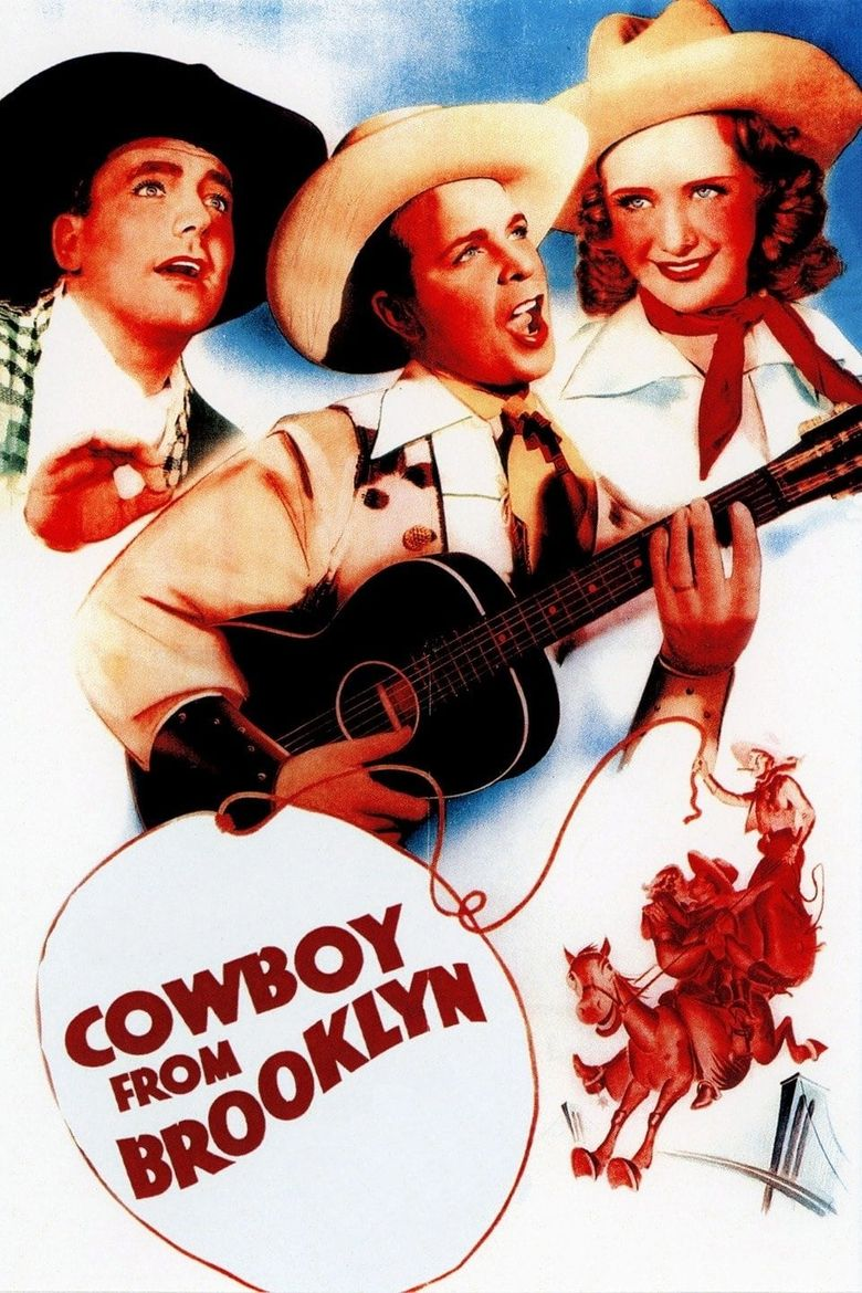 Cowboy from Brooklyn Poster
