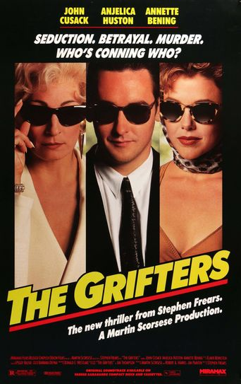 Watch The Grifters