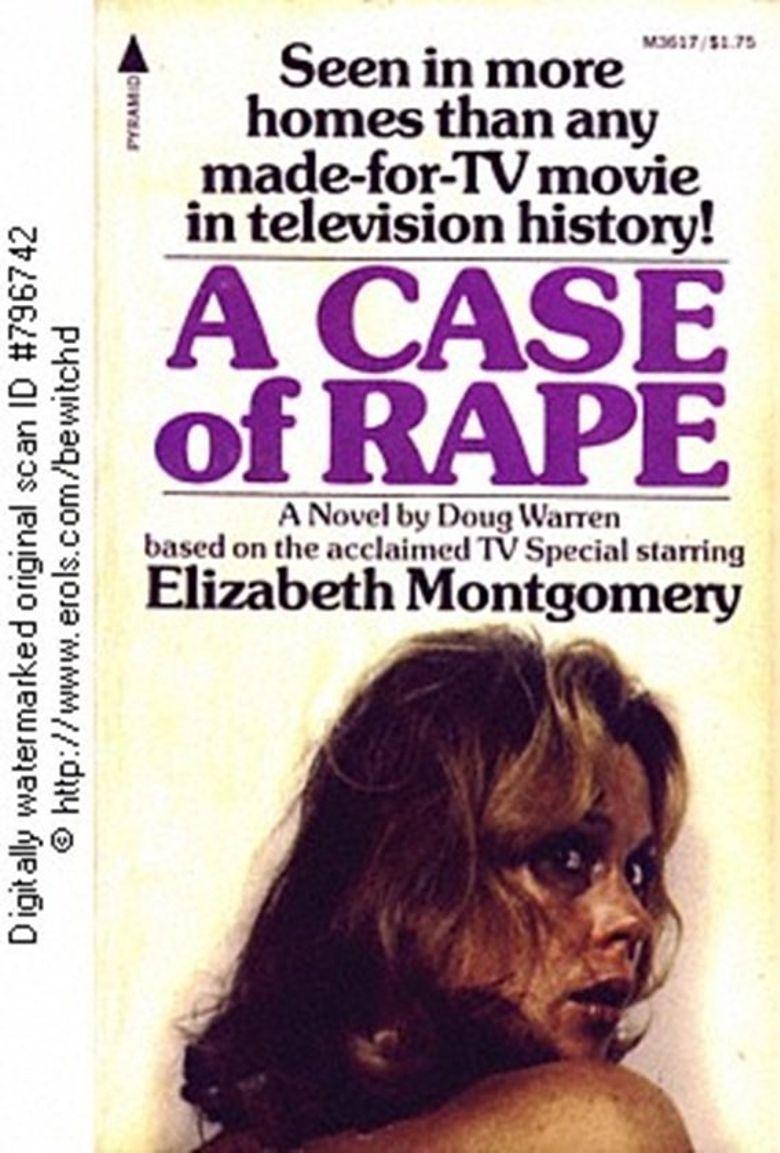 A Case of Rape Poster