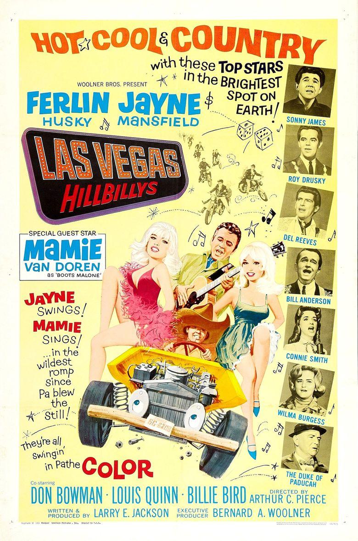 The Las Vegas Hillbillys Poster