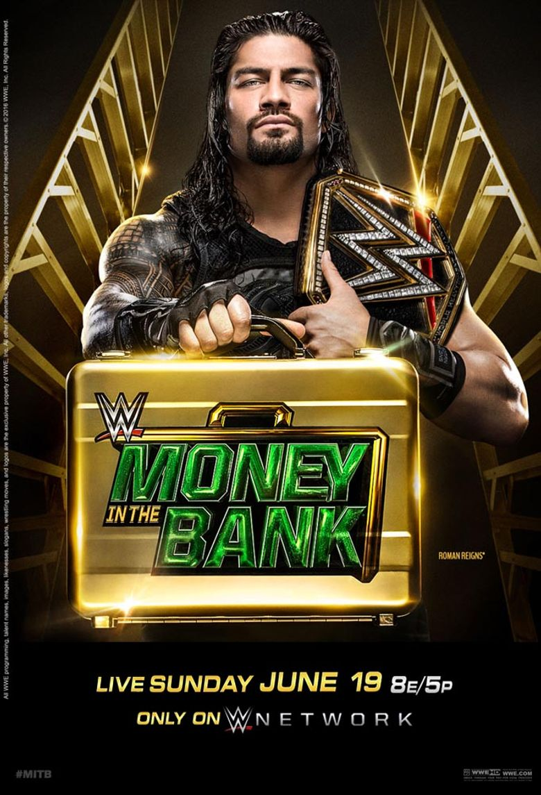 Watch WWE Money in the Bank 2016
