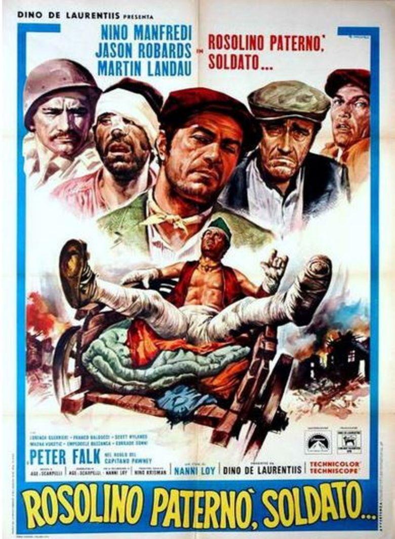 Operation Snafu Poster