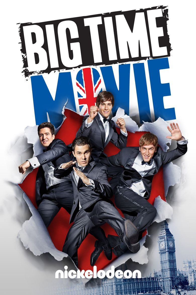 Big Time Movie Poster