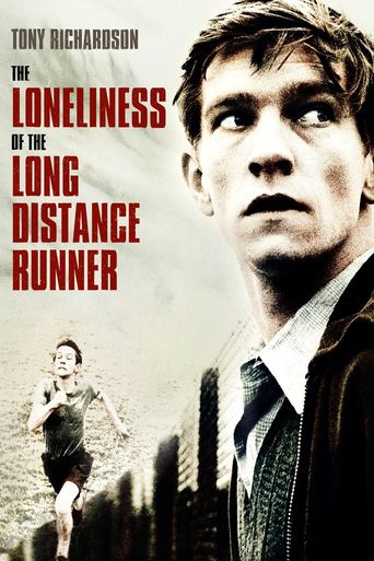 The Loneliness of the Long Distance Runner Poster
