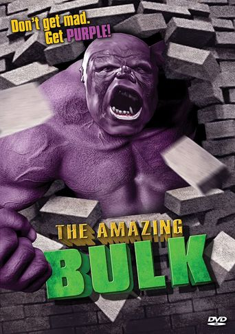 The Amazing Bulk Poster