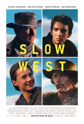 Watch Slow West