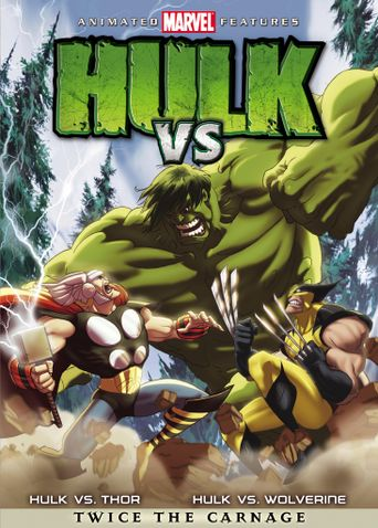 Watch Hulk Vs.