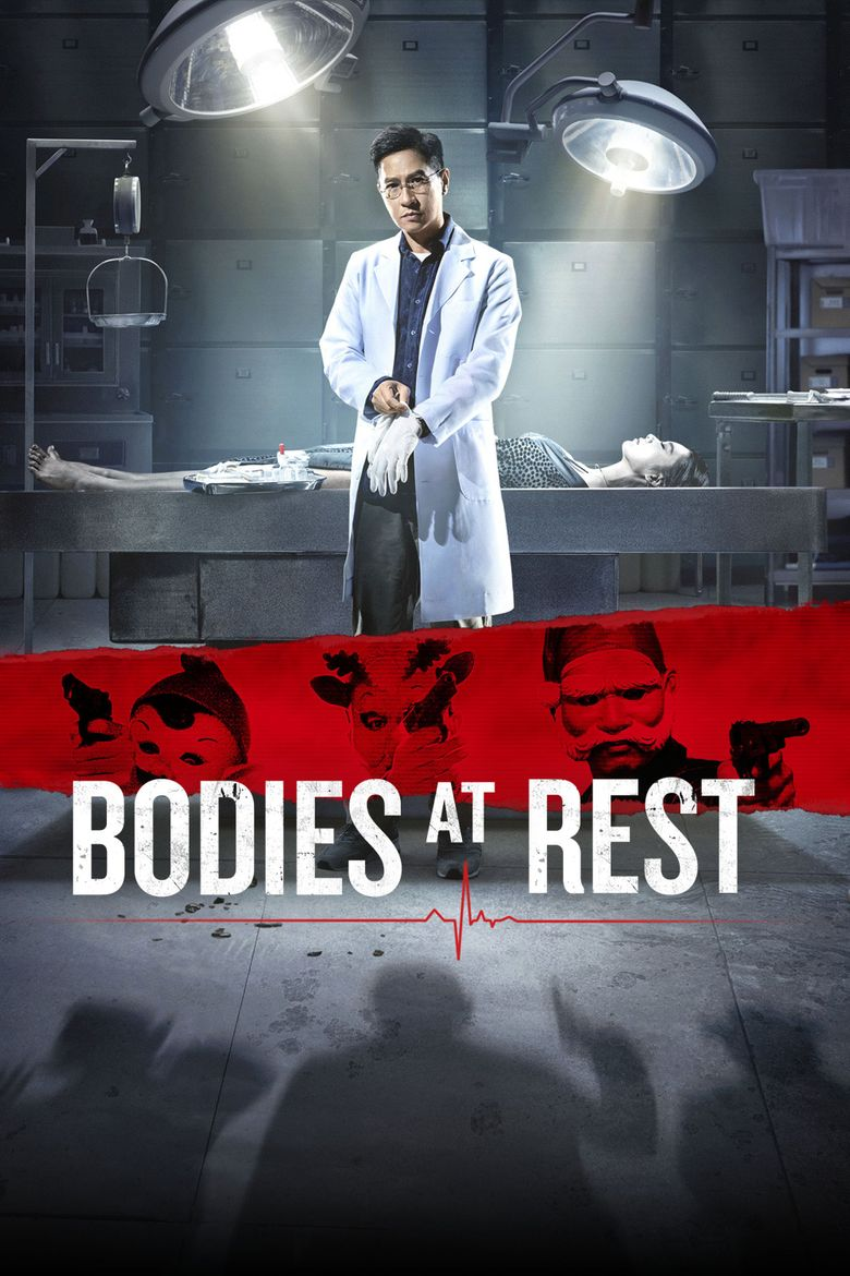 Bodies at Rest Poster