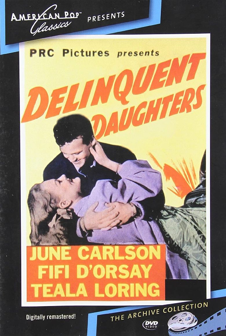 Delinquent Daughters Poster