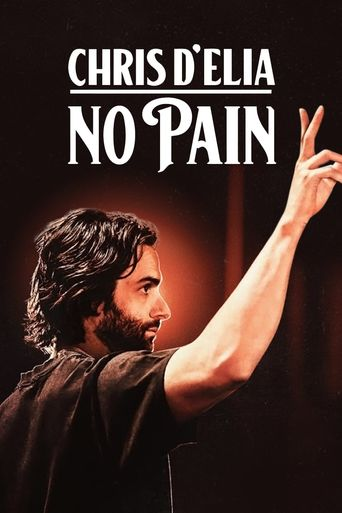 Chris D'Elia: No Pain Poster