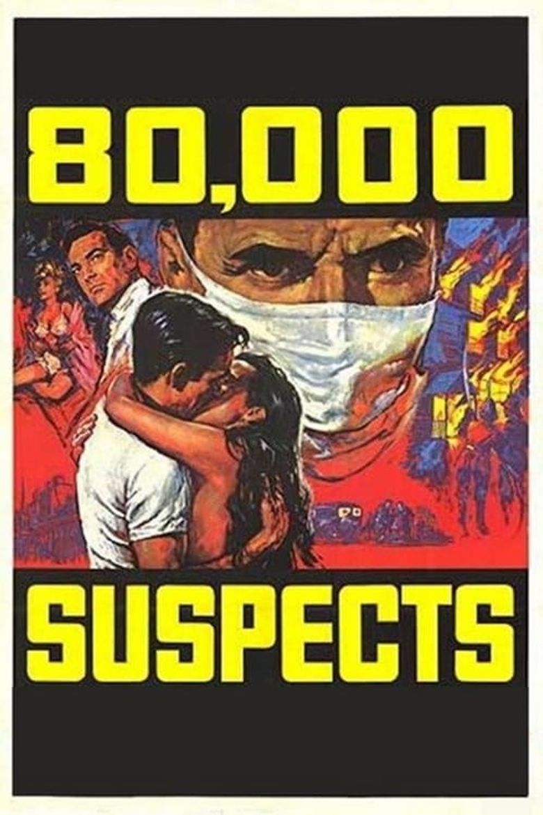 80,000 Suspects Poster