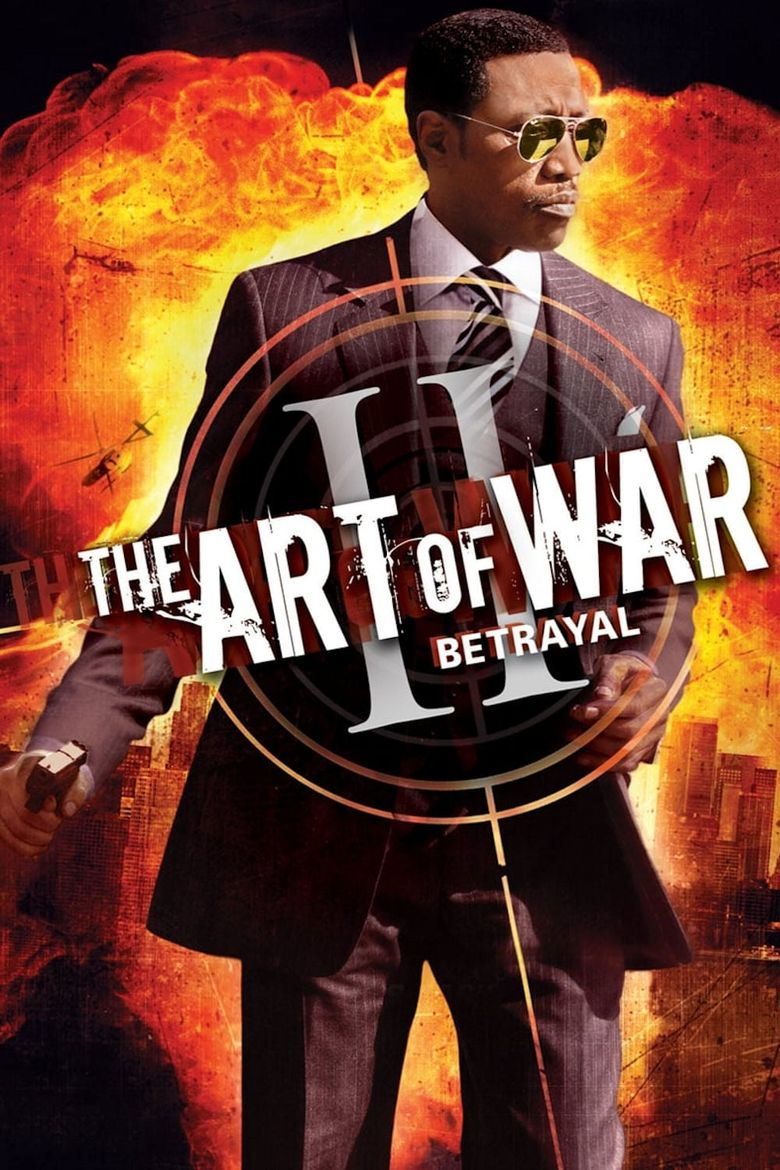 The Art of War II: Betrayal Poster