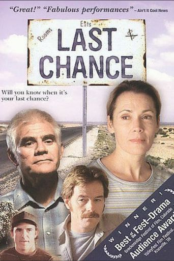 Last Chance Poster