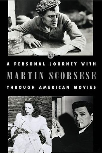 A Personal Journey with Martin Scorsese Through American Movies Poster