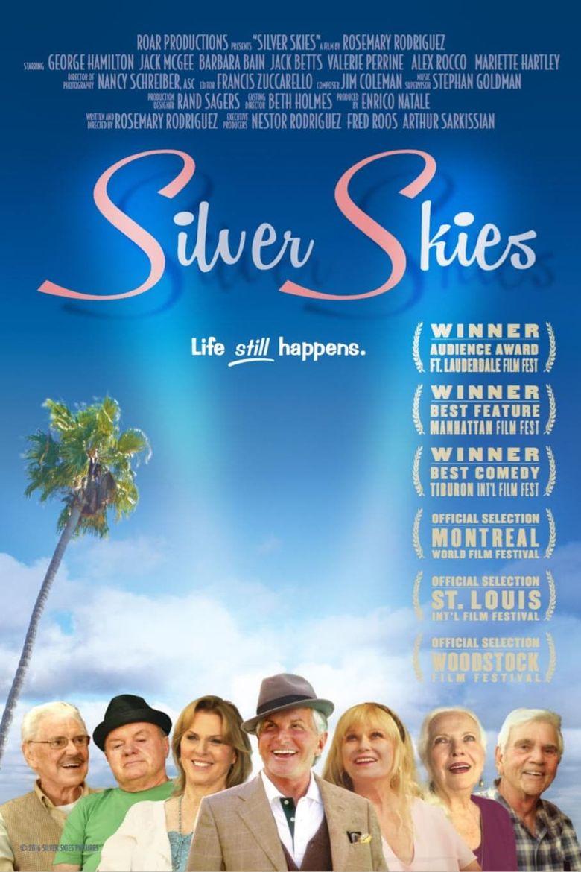 Silver Skies Poster