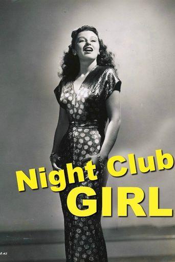 Night Club Girl Poster