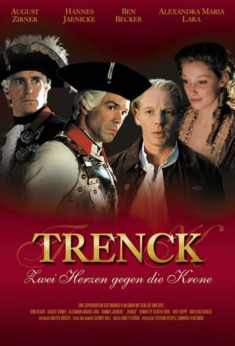 Trenck - Zwei Herzen gegen die Krone Poster