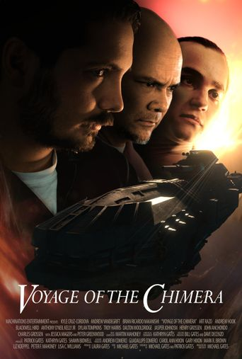 Voyage of the Chimera Poster