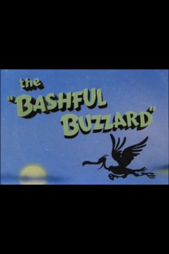 The Bashful Buzzard Poster