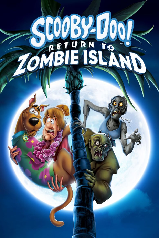 Scooby-Doo! Return to Zombie Island Poster