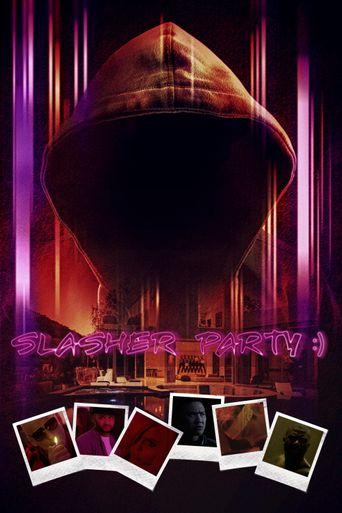Slasher Party Poster