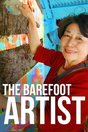 The Barefoot Artist Poster