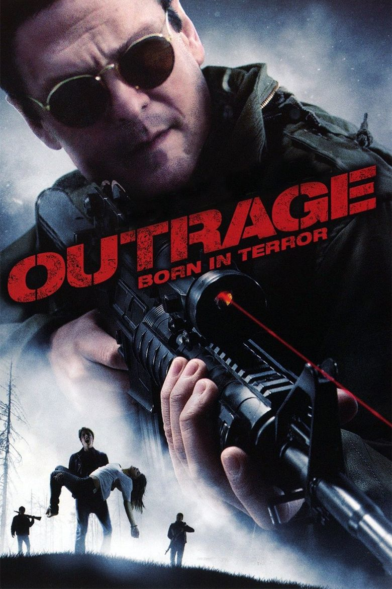 Outrage: Born in Terror Poster