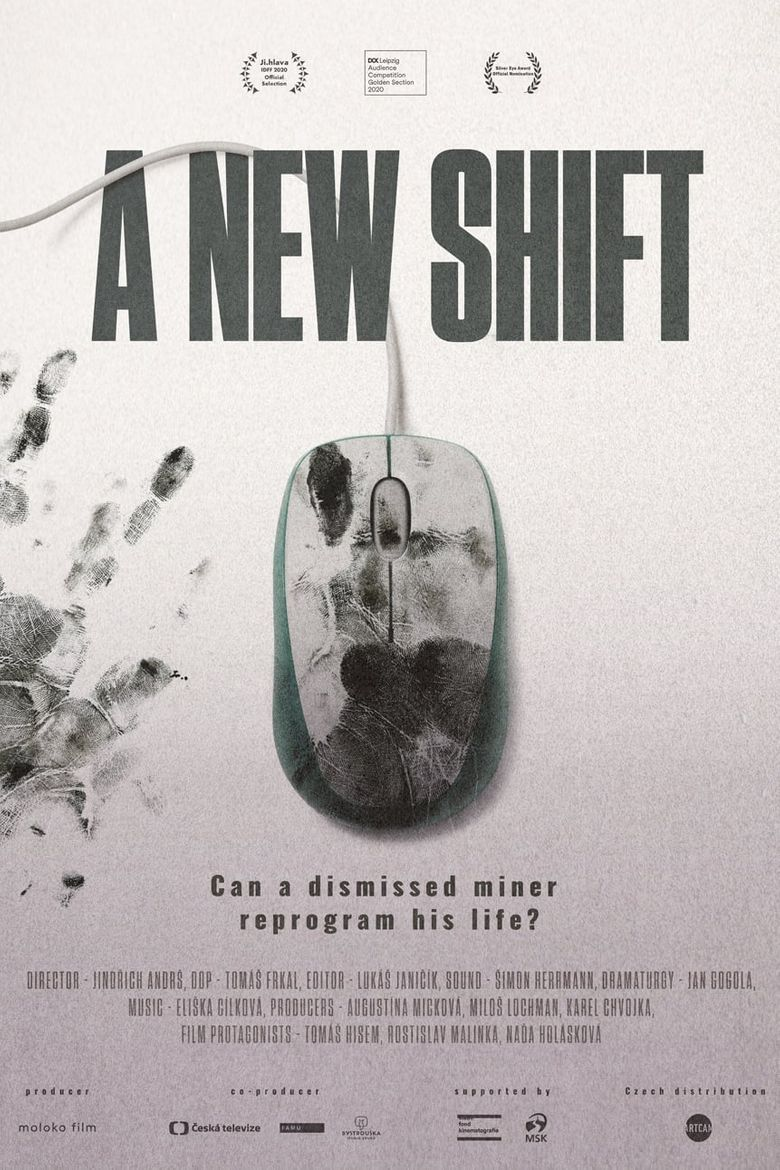 A New Shift Poster