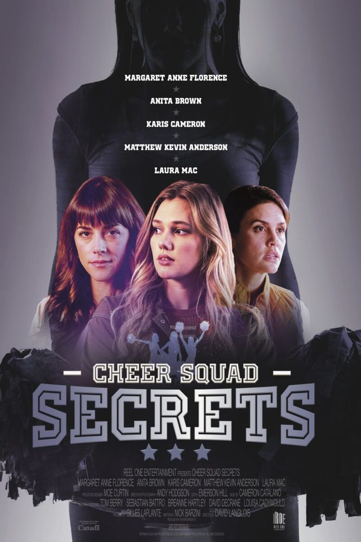 Cheer Squad Secrets Poster