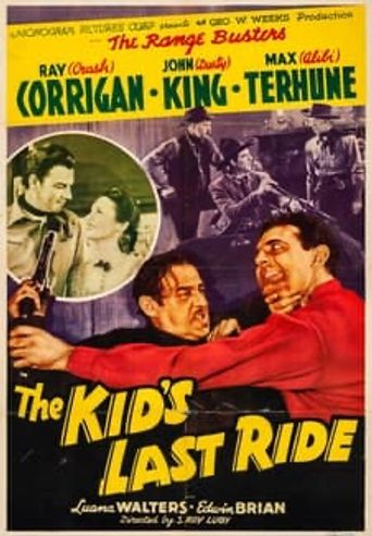 The Kid's Last Ride Poster