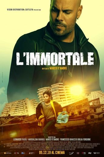 The Immortal Poster