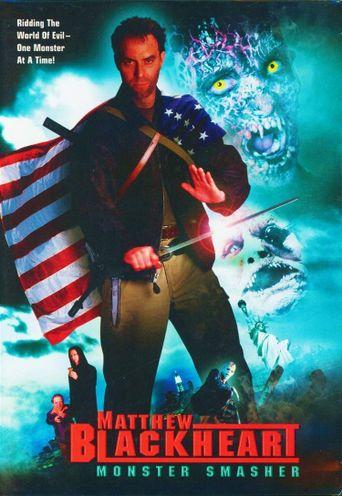 Matthew Blackheart: Monster Smasher Poster