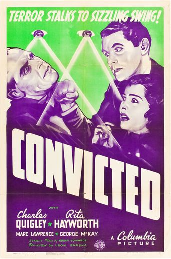 Convicted Poster