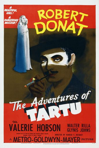 The Adventures of Tartu Poster
