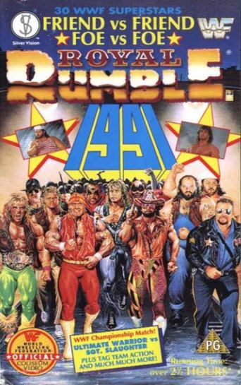WWE Royal Rumble 1991 Poster