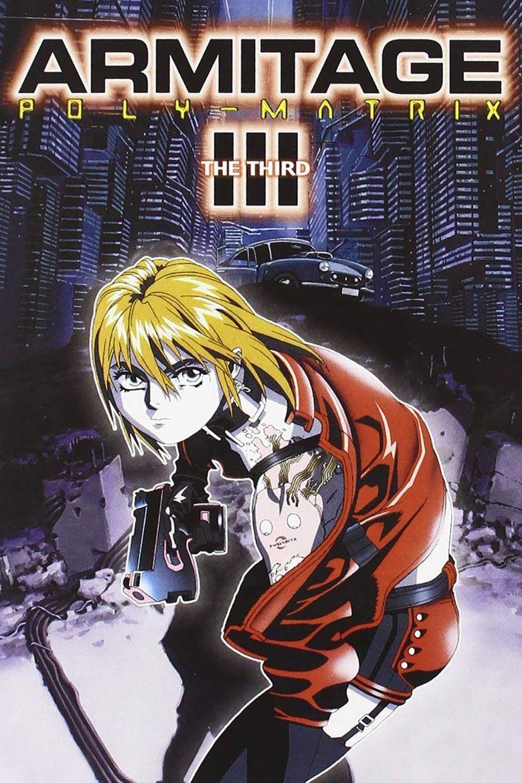 Armitage III: Poly Matrix Poster