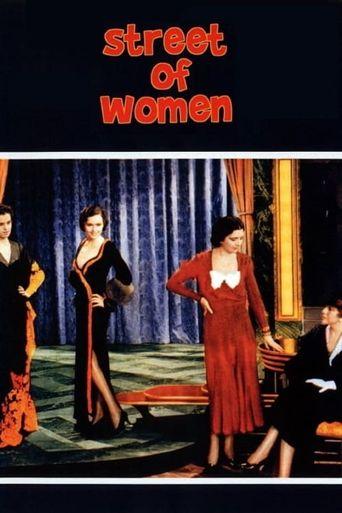 Street of Women Poster