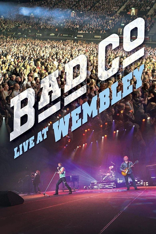 Bad Company - Live at Wembley Poster