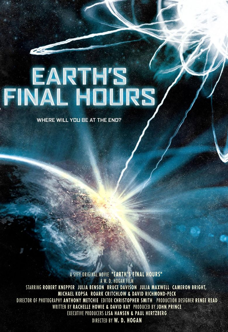 Watch Earth's Final Hours