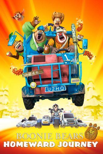 Boonie Bears: Homeward Journey Poster