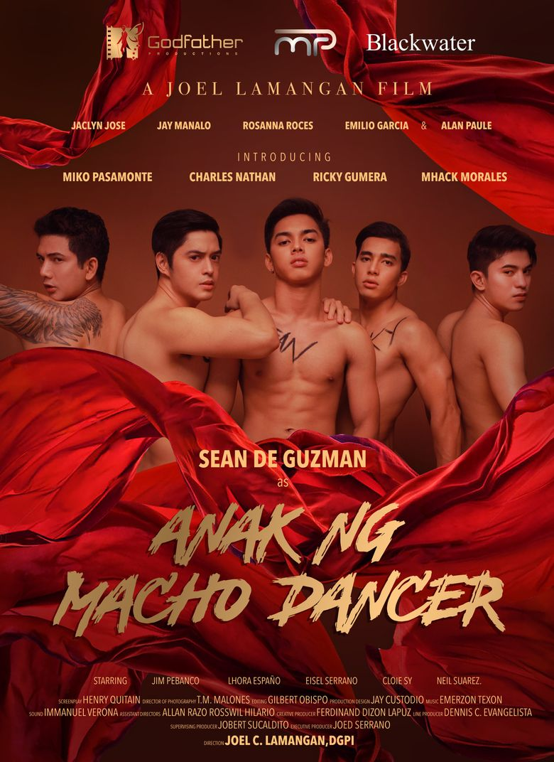 Anak ng Macho Dancer Poster