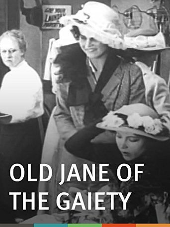Old Jane of the Gaiety Poster