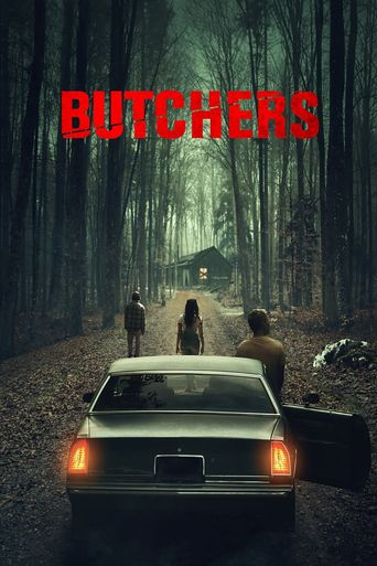 Butchers Poster