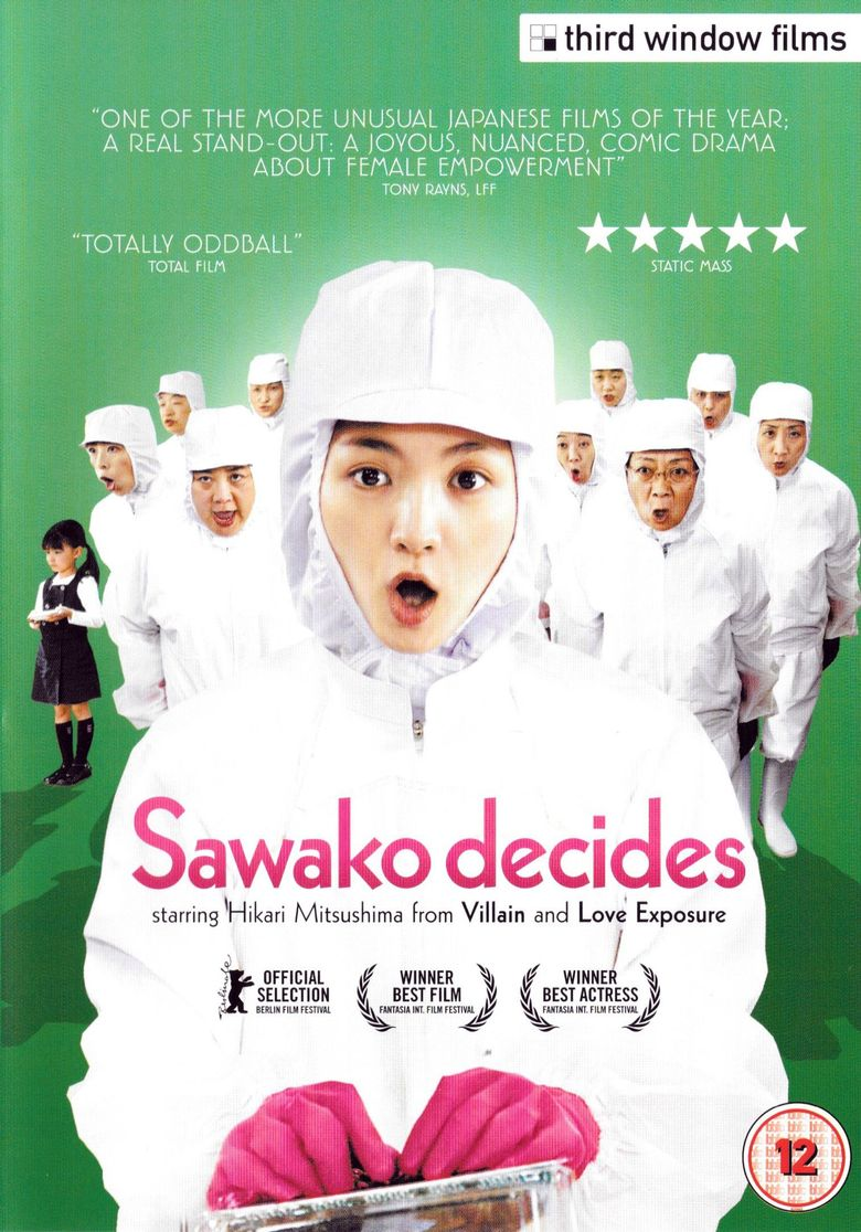 Sawako Decides Poster