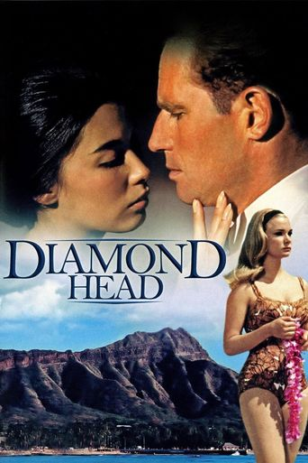 Diamond Head Poster