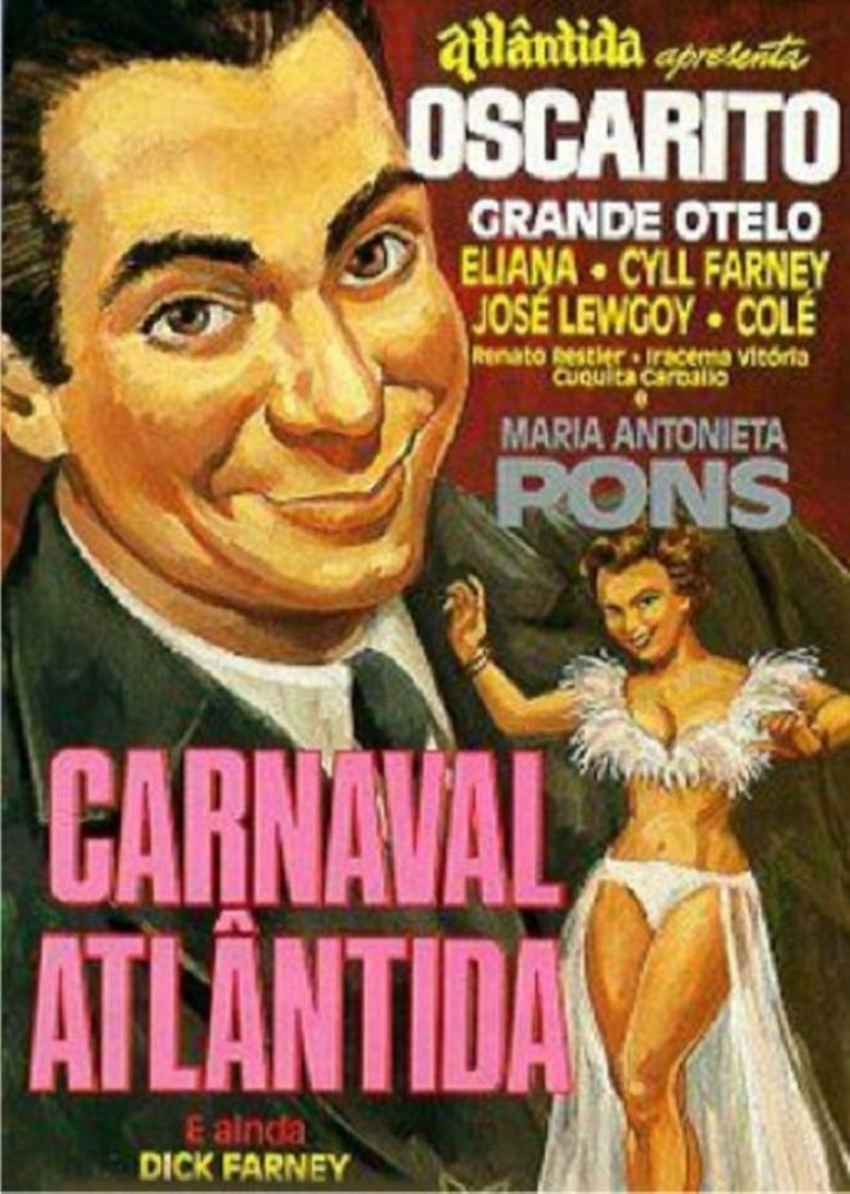 Carnaval Atlântida Poster