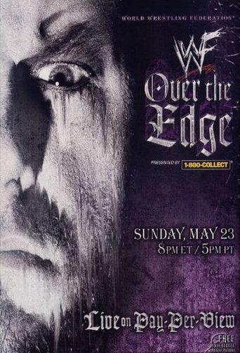 WWE Over the Edge Poster