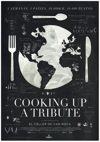 Cooking up a Tribute Poster